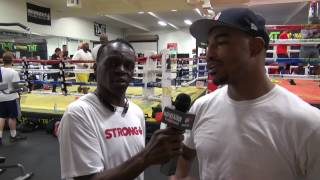 Gennady Golovkin vs. Daniel Jacobs predictions from the Mayweather Boxing Club