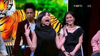 Niruin Suara Harimau, Reinold Kira Ayu Hastari Kesurupan