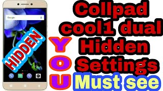 Special features of coopad cool 1
