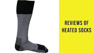 Reviews of Heated Socks - Top Heated Socks