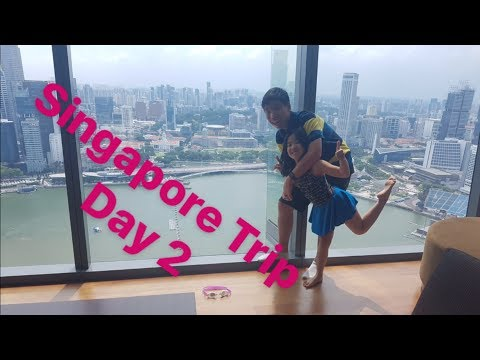 MASSIVE PENTHOUSE HOTEL ROOM+MARINA BAY SANDS+INFINITY POOL+CHINA TOWN!!!