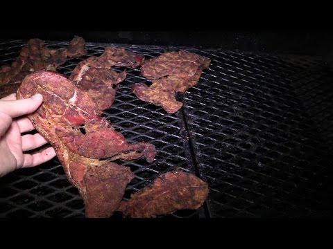 Cajun Pork Tasso on the Yoder Wichita