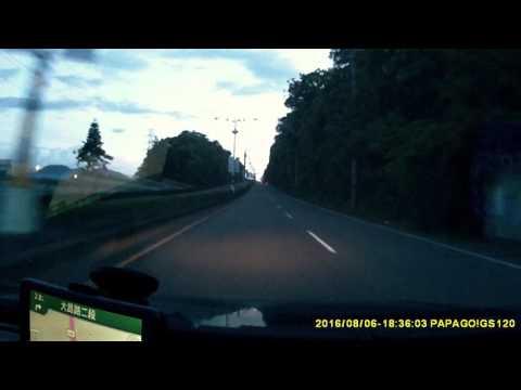 台灣三寶逆向駕駛94狂 駕照用雞腿換的 (42秒開始)
