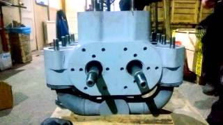 Сборка гидравлического блока бурового насоса НБ-32 НБ-50 (НБ32.02.000) ООО ОЙЛЗИП Ижевск отзывы