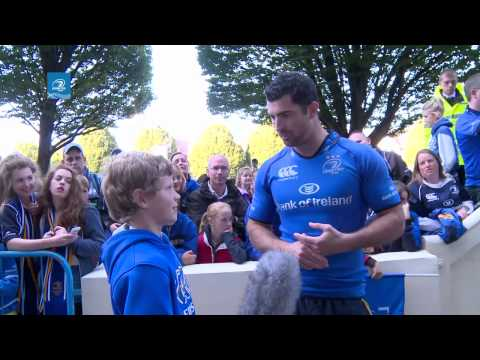 LTV: Kids Takeover Night: Conor Interviews Rob Kearney.