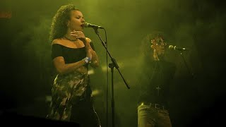 Jungle's set at Glastonbury 2014 (720p)