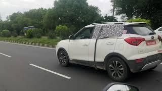 Mahindra XUV300 || Left hand drive || Testing on roads ||