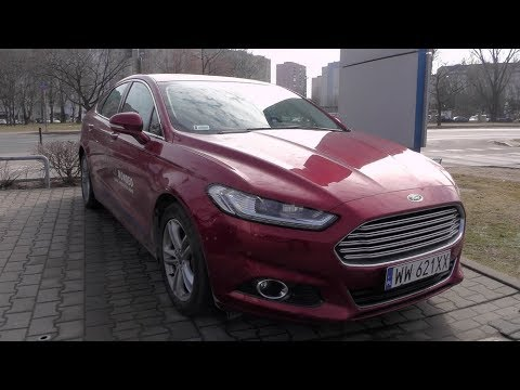 2018 Ford Mondeo 1.5 EcoBoost