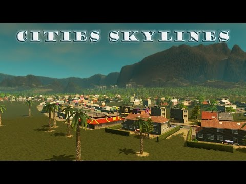 Cities Skylines: Episode 02 - Burger King and Pancakes! The Fast Food Plague Continues...