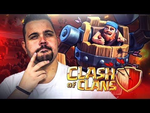 proviamo la macchina da guerra clash of clans