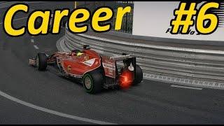 F1 2014 Career Mode Part 6: Monaco 100% Race