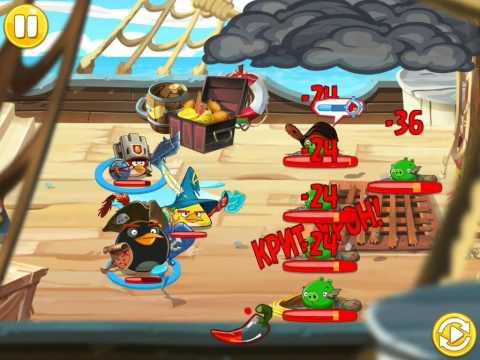 Angry Birds играть бесплатно онлайн на компьютере