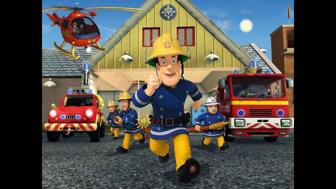 stra ak sam po polsku fireman sam games kompilacja wspomnienia youtube. Black Bedroom Furniture Sets. Home Design Ideas