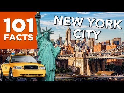 101 Facts About New York