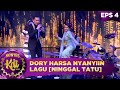 Ambyar Dory Harsa Nyanyiin Lagu NINGGAL TATU - Kontes KDI 2020 248