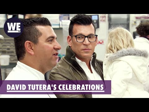 Cake Boss & Party Boss | David Tutera's Celebrations | WE Tv