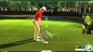 Tiger Woods PGA TOUR 12 The Masters FULLHD Gameplay On Asus HD 6870 DirectCU 1GB