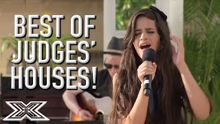 The BEST Judges' Houses Auditions! | X Factor Global