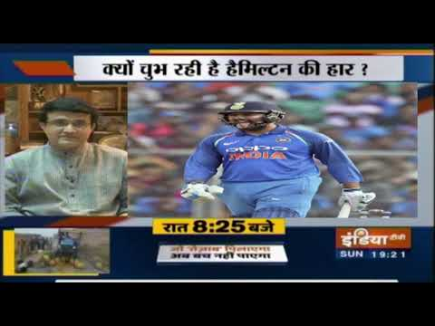 MS Dhoni's form biggest positive for India from Australia and New Zealand tours: Sourav Ganguly