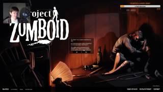 Project Zomboid - первый взгляд на игру в прямом эфире. Мне - страшно!