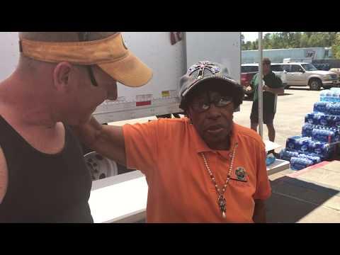 Hurricane Harvey Relief: Essie Bellfield, former Orange, TX Mayor w/ Joe Ailts