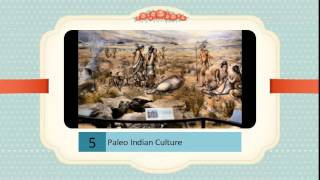 Paleo-Indian Period - National Institute of Culture and History