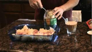 Baked Pork Chops and Sauerkraut