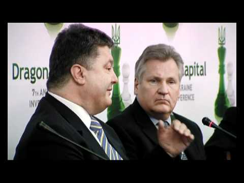 Why Invest in Ukraine? - Petro Poroshenko from YouTube · Duration:  3 minutes 2 seconds