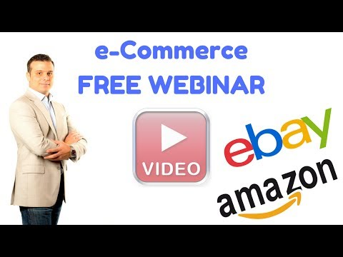 Free e-Commerce Webinar United Kingdom: Χιλιάδες μέλη μας Κε