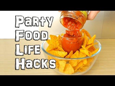 Party Food Life Hacks