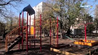 А в Керчі стає все більше і більше дитячих майданчиків