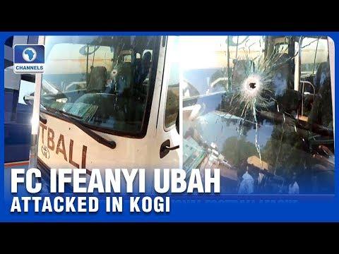 Gunmen Attack FC Ifeanyi Ubah Team In Kogi