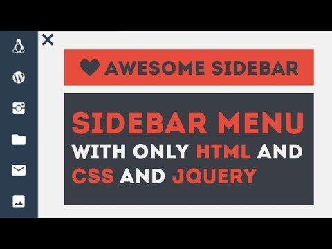 20 jquery side sliding panel plugins (show-hide) for your website.