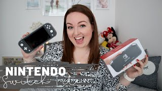 Nintendo Switch Lite • First Impressions & Games