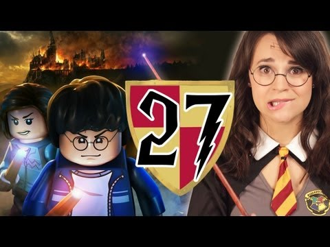 Download Lets Play Lego Harry Potter Years 5-7 - Part 27 Pictures