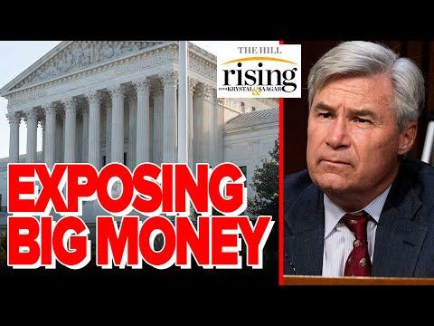 Krystal and Saagar: Dem Senator EXPOSES Big Money Behind SCOTUS Nominees