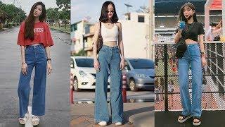 Vintage Look!! กางเกงยีนส์สไตล์วินเทจ กำลังมาแรง | แฟชั่นเสื้อผ้า