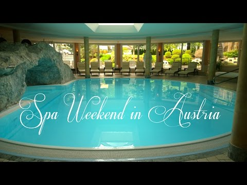 Spa Weekend in Austria (12/05 - 16/05/16)