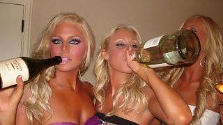 Пьяная дичь Приколы Лучшее видео с пьяными девушками Пьяная дичь Приколы