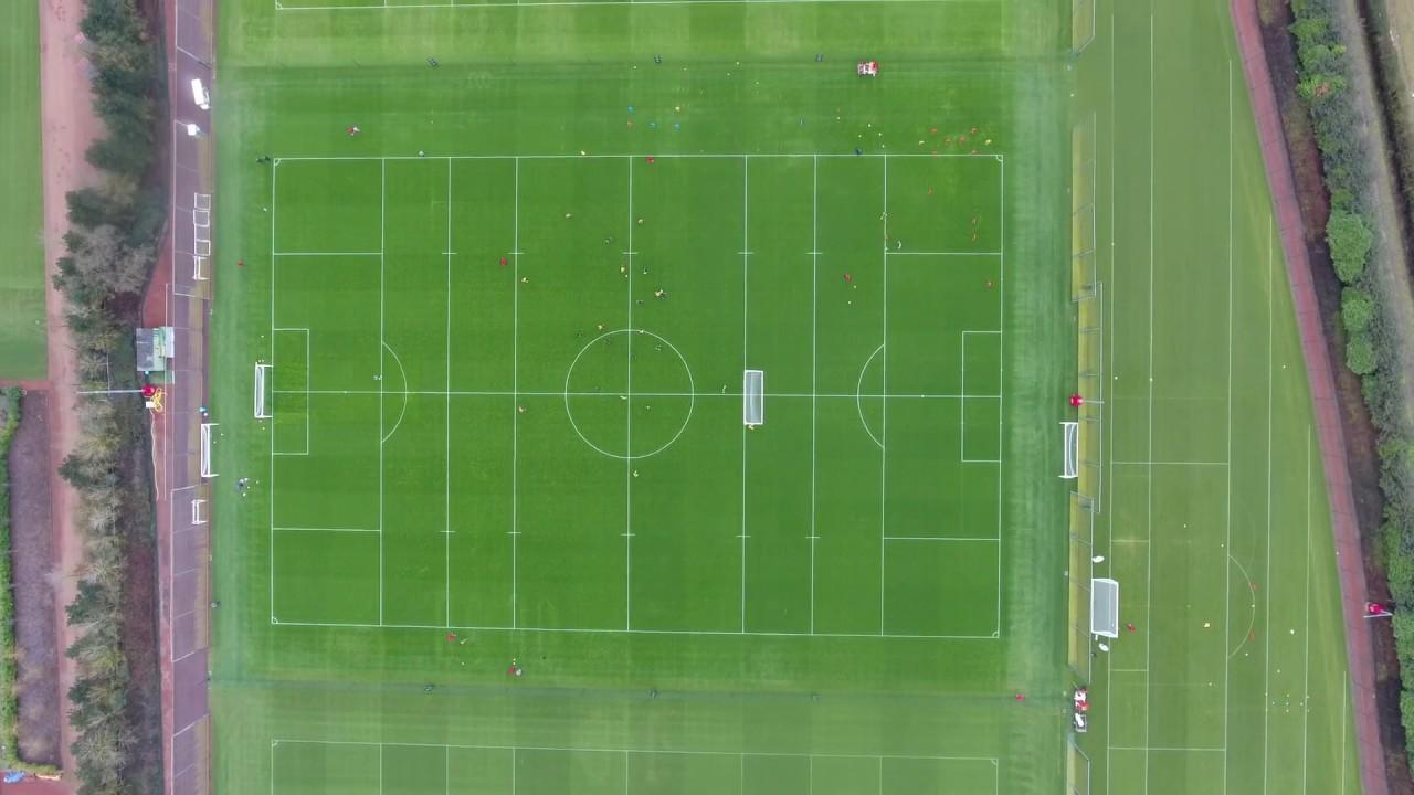 arsenal training ground london colney