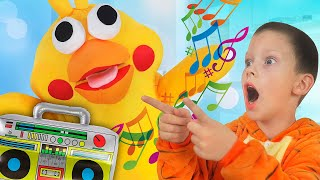 Animal Dance Song - Sing and Dance! - Song for Kids by iFinger