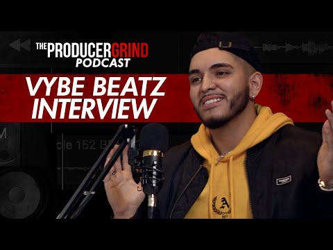 Vybe Beatz Talks Changing From Online to Industry Producer, Making $300K a Year Selling Beats & More