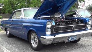 1965 Mercury Comet Cyclone Pro Street V8 DGTV Cars