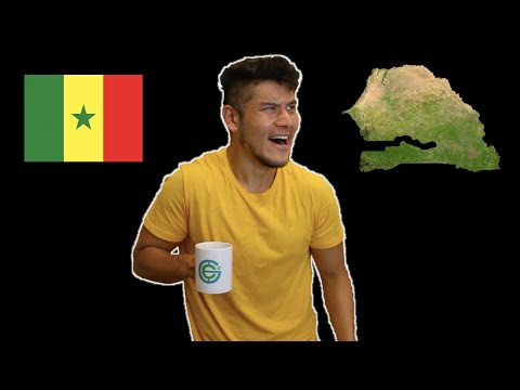 Geography Now! SENEGAL