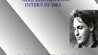Olle Ljungström intervju (1983)