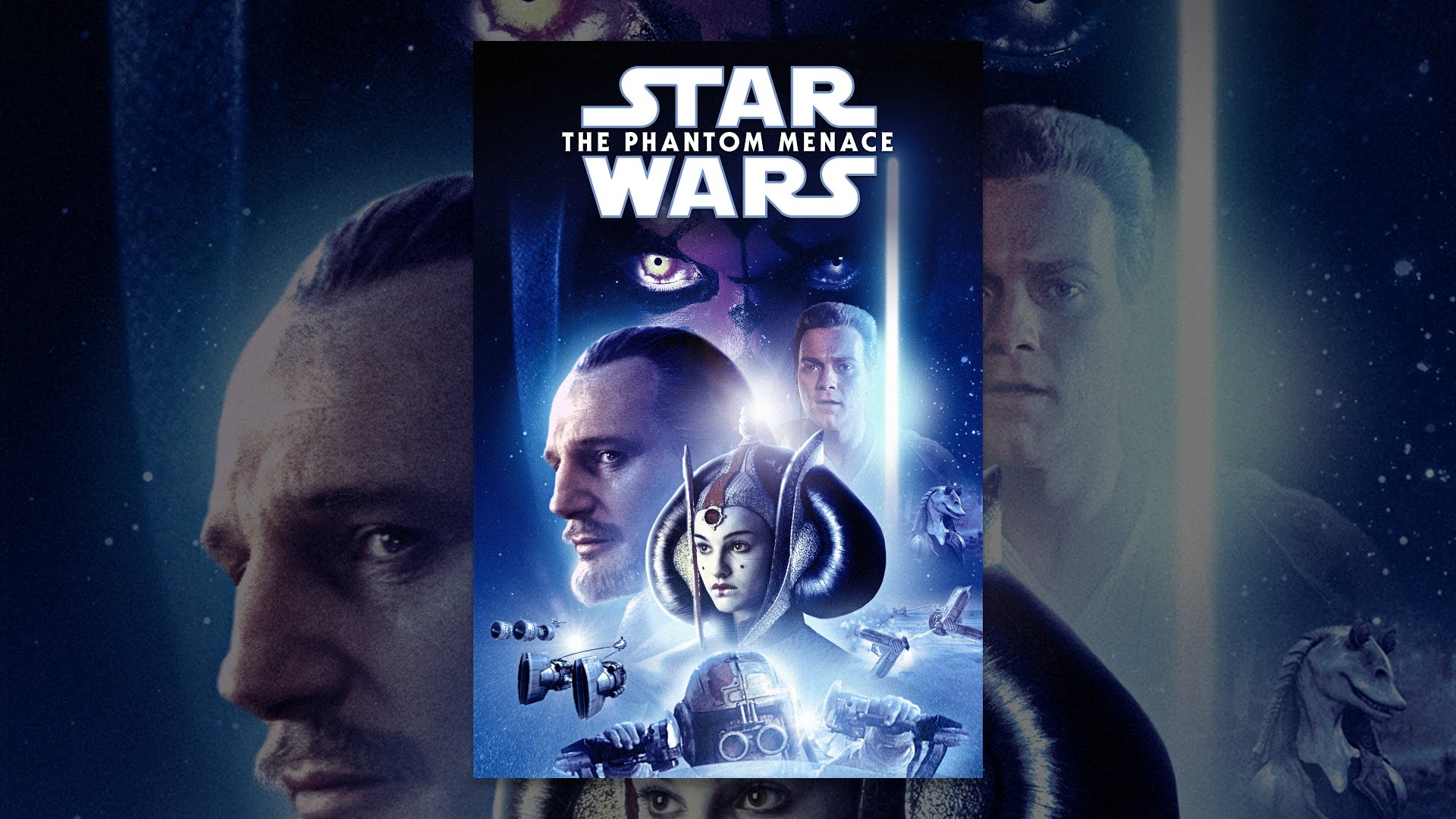 Star Wars Episode 1: The Phantom Menace Commentary Podcast ... |Star Wars Phantom Menace Youtube