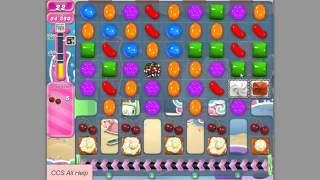 Candy Crush Saga level 934 No Boosters