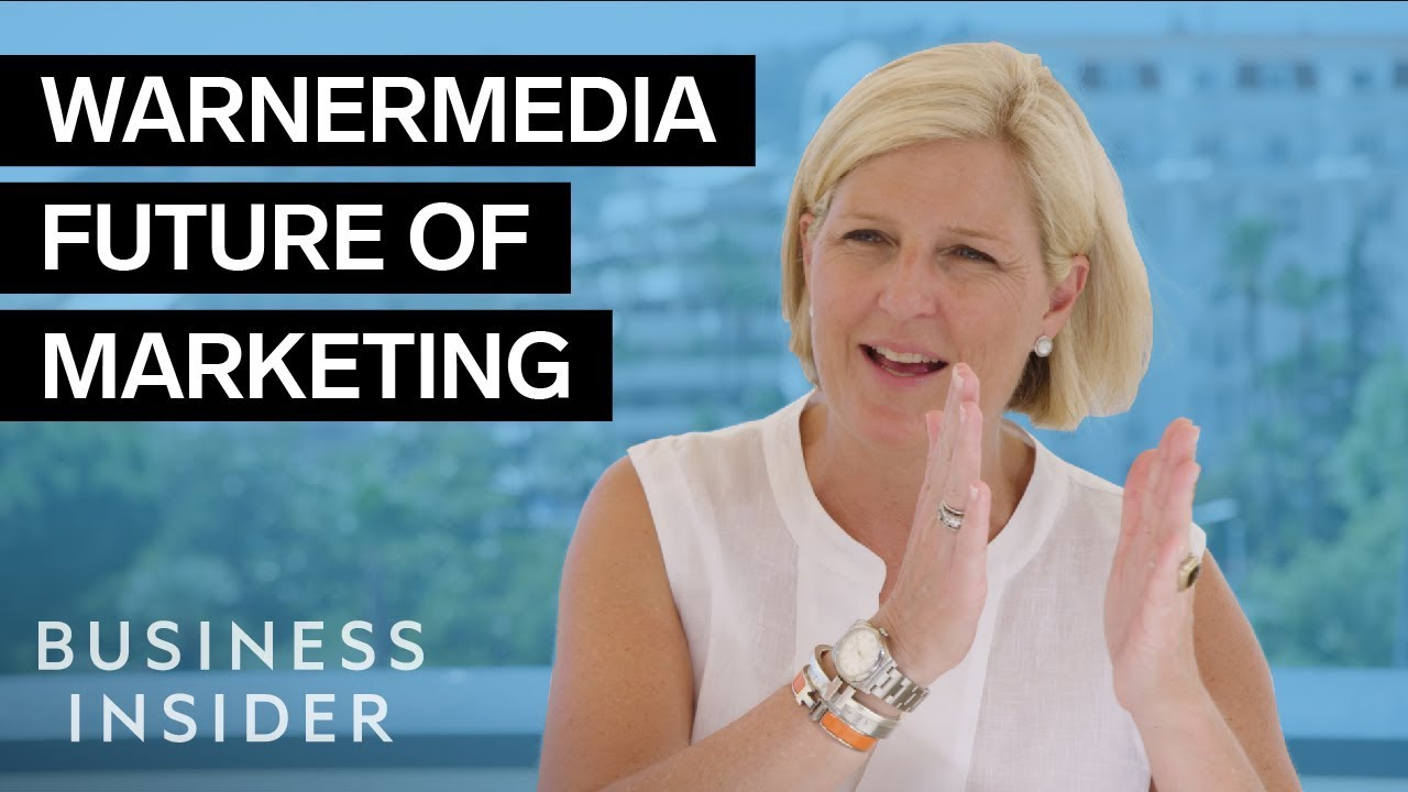 WarnerMedia Exec On The Future Of Marketing