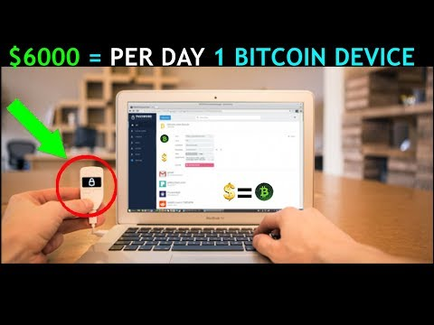 Best Bitcoin Mining Cheapest Hardware Device 2018 | Make $6000 Per Day With Bitcoin Mining
