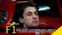 """Jean Alesi: """"Il motorsport è marcio"""""""
